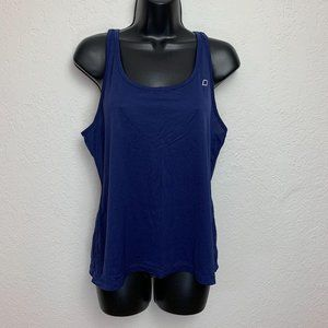 Lorna Jane Tank Top M Strappy Racerback Athletic